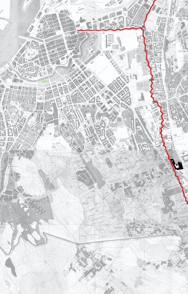 Analyze part I: Lyckholm brewery city location