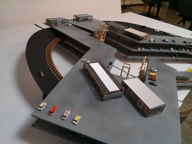 Sectional Physical model img3
