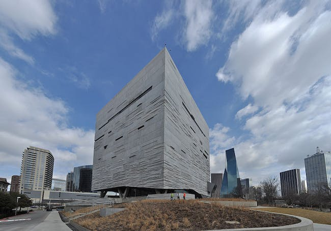 Perot Museum of Nature and Science via WikiMedia Commons