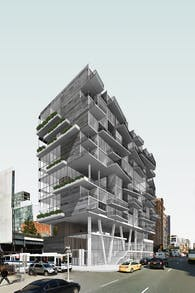 NYC Apartment and Vertical Farm