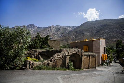 Winner: Habitat for Orphan Girls in Khansar, Iran by ZAV Architects. Photo courtesy of 2018 AR House Awards.