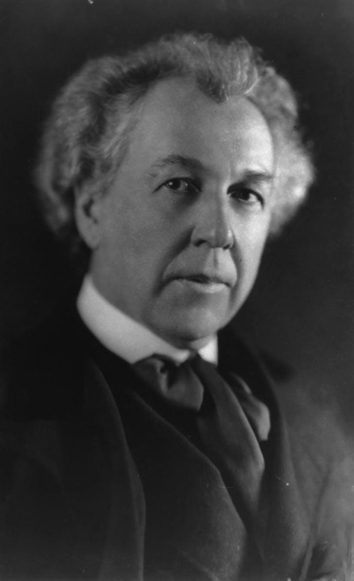 Frank Lloyd Wright. Image: public domain