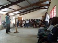 Tishman Speyer School in Kakata, Liberia