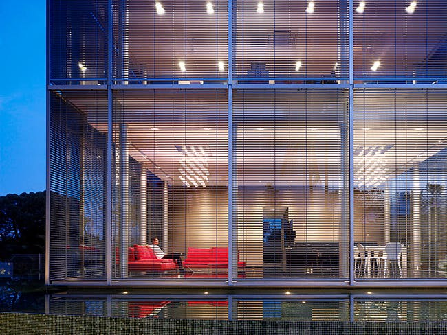 25 Bukit Tunggal Road in Singapore by HYLA Architects