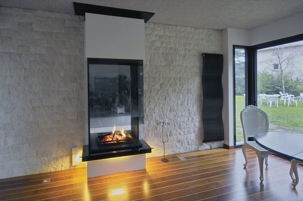 Bloch Design contemporary fireplace 3