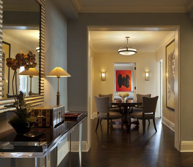 From Entry Hall to Dining