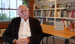 'More Than 50 Percent Of My Work Is Unbuilt' says Moshe Safdie in new Time-Space-Existence video