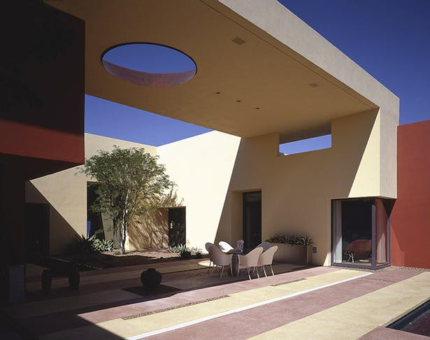 Roger Thomas residence - Mark Mack