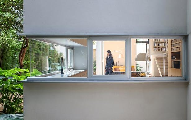 Window / Casa Nirau