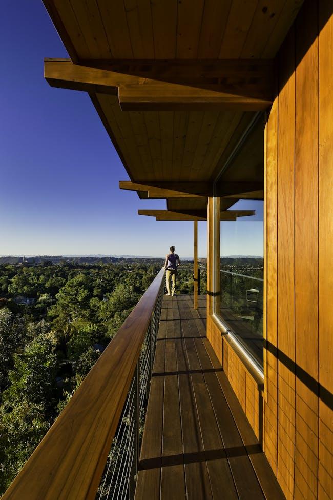 Mid-Century Modern Residence, Santa Barbara, CA by AB design studio. Photo © AB design studio