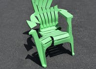 Deconstructing My Adirondack Chair