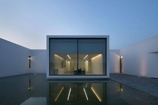 Laboratory for Shihlien Chemical Bio-tech Salt Plant by WZWX architecture group. Image: German Design Awards.