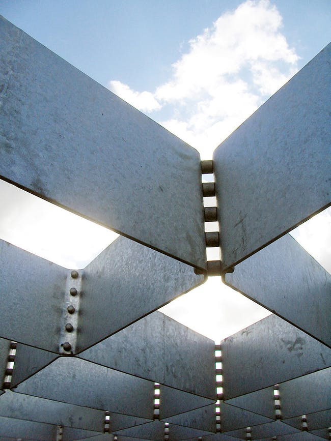 Kiel Canopy in Antwerp, Belgium by Ney & Partners and B-architecten