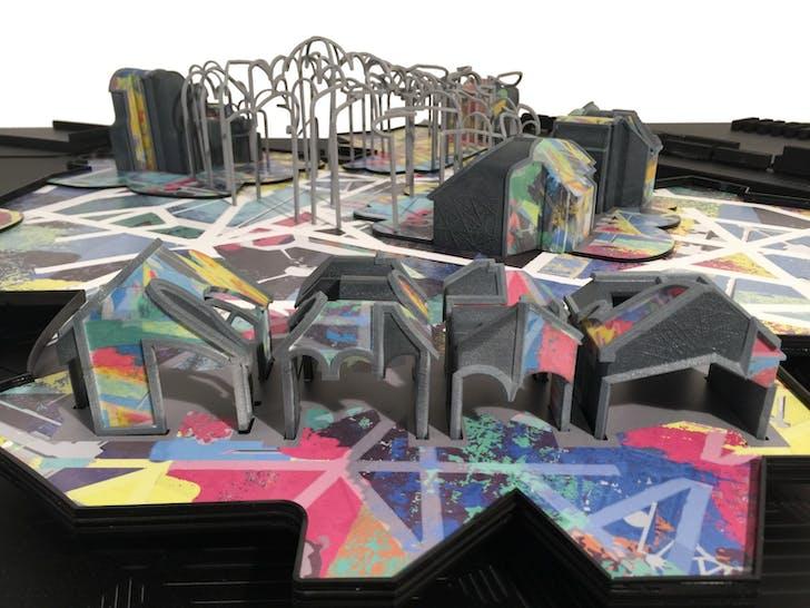 THE NEW ZOCALO. Mexicantown, Detroit Project for the 15th Venice Architecture Biennale. U.S. Pavilion, The Architectural Imagination.