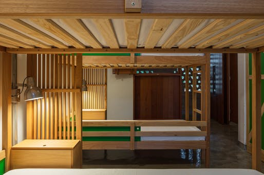 Dormitories Image © Leonardo Finotti