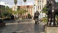 Public Spaces Medellin Metro