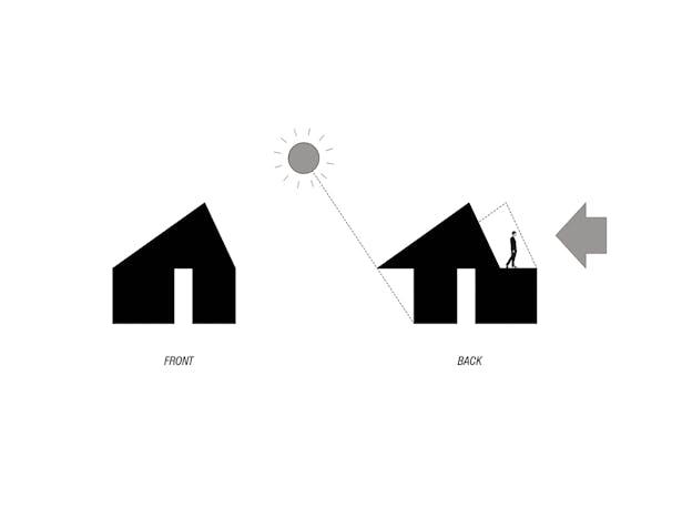 Shear House by stpmj, Diagram