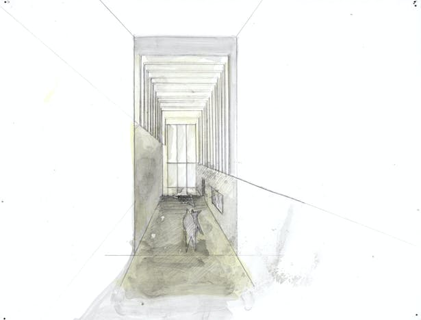 Linear Gallery Perspective