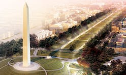 Finalist Entries of DC's National Mall Design Competition now on Display