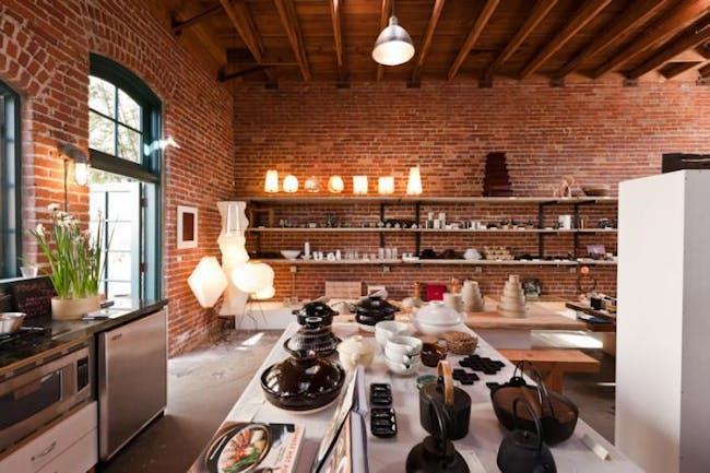 Tortoise General Store on Abbot Kinney. Photo via Remodelista.