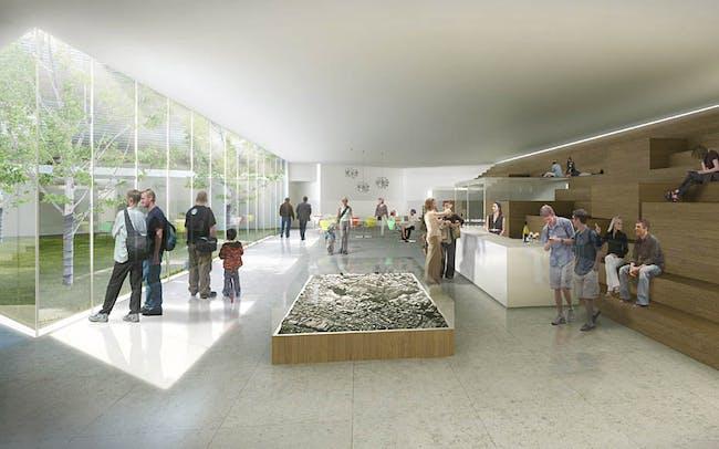 Interior visualization (Image: JDS Architects)