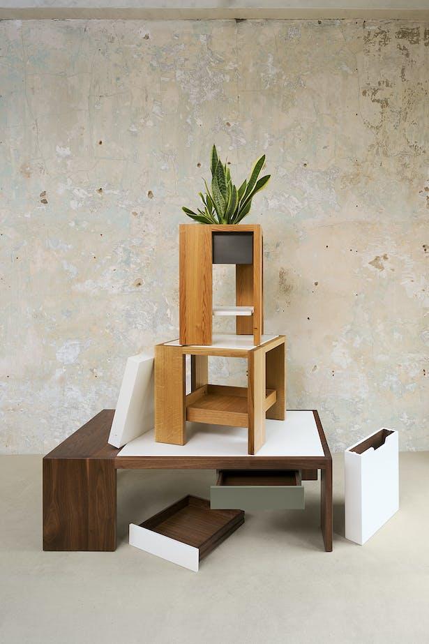 Box Table Series