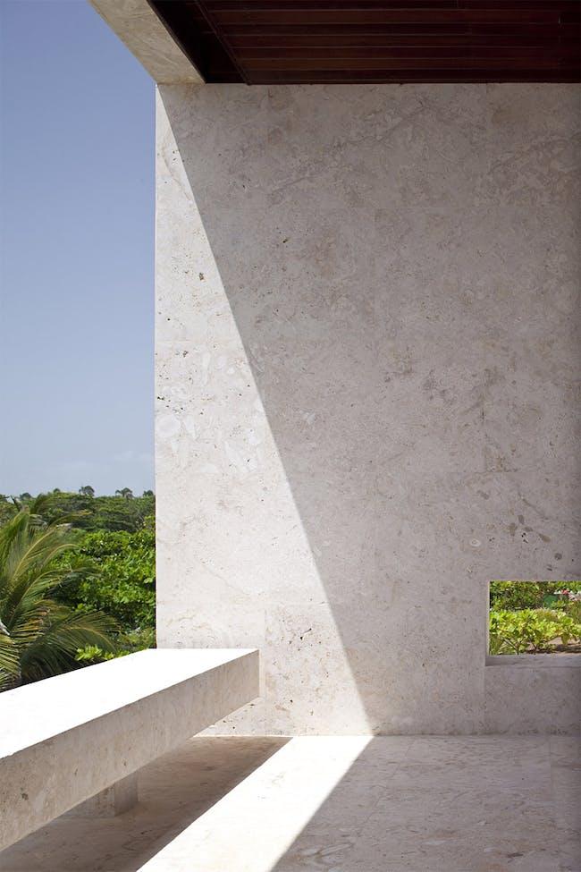Modern Island House in the Dominican Republic by Rangr Studio (Photo: Brad Dickson)