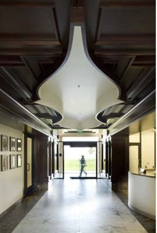 Chaffey College Chino Main Instructional Building Lobby