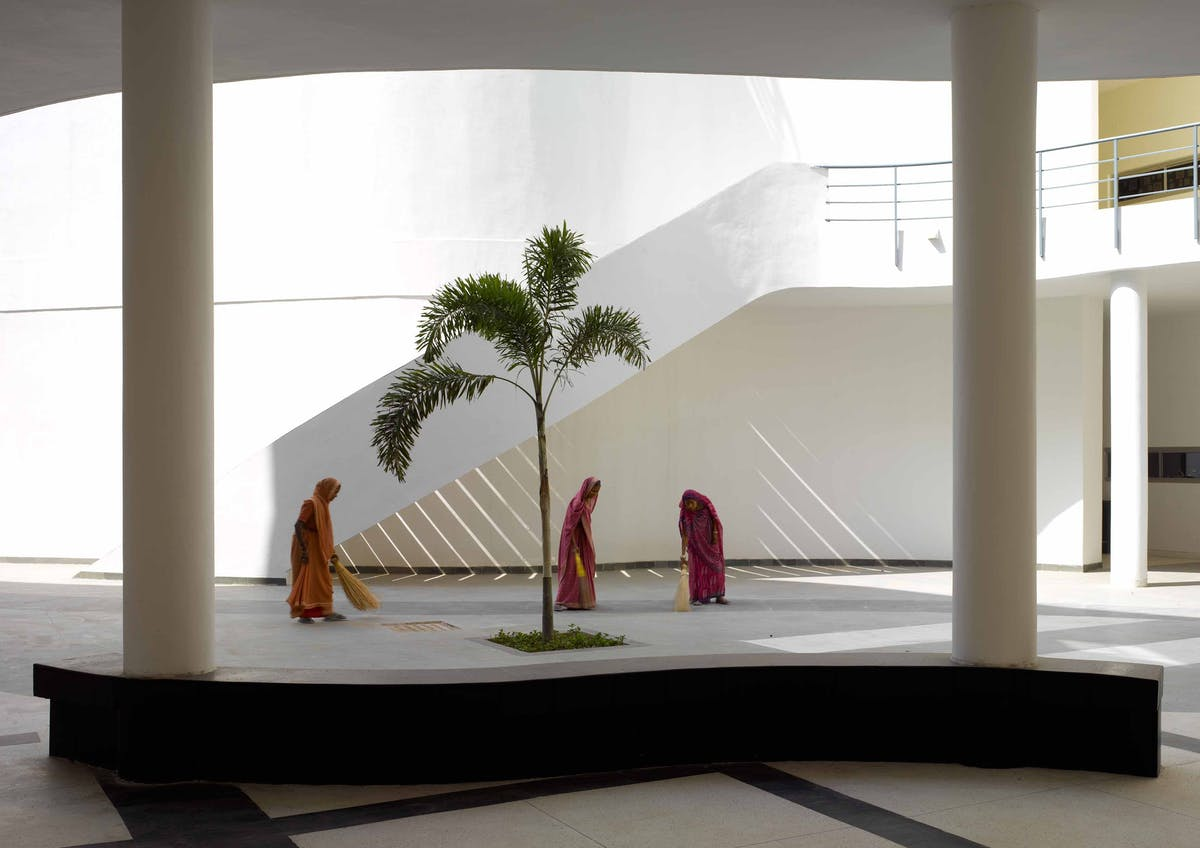 The Changing Culture Of Architecture In Modern India Features Archinect