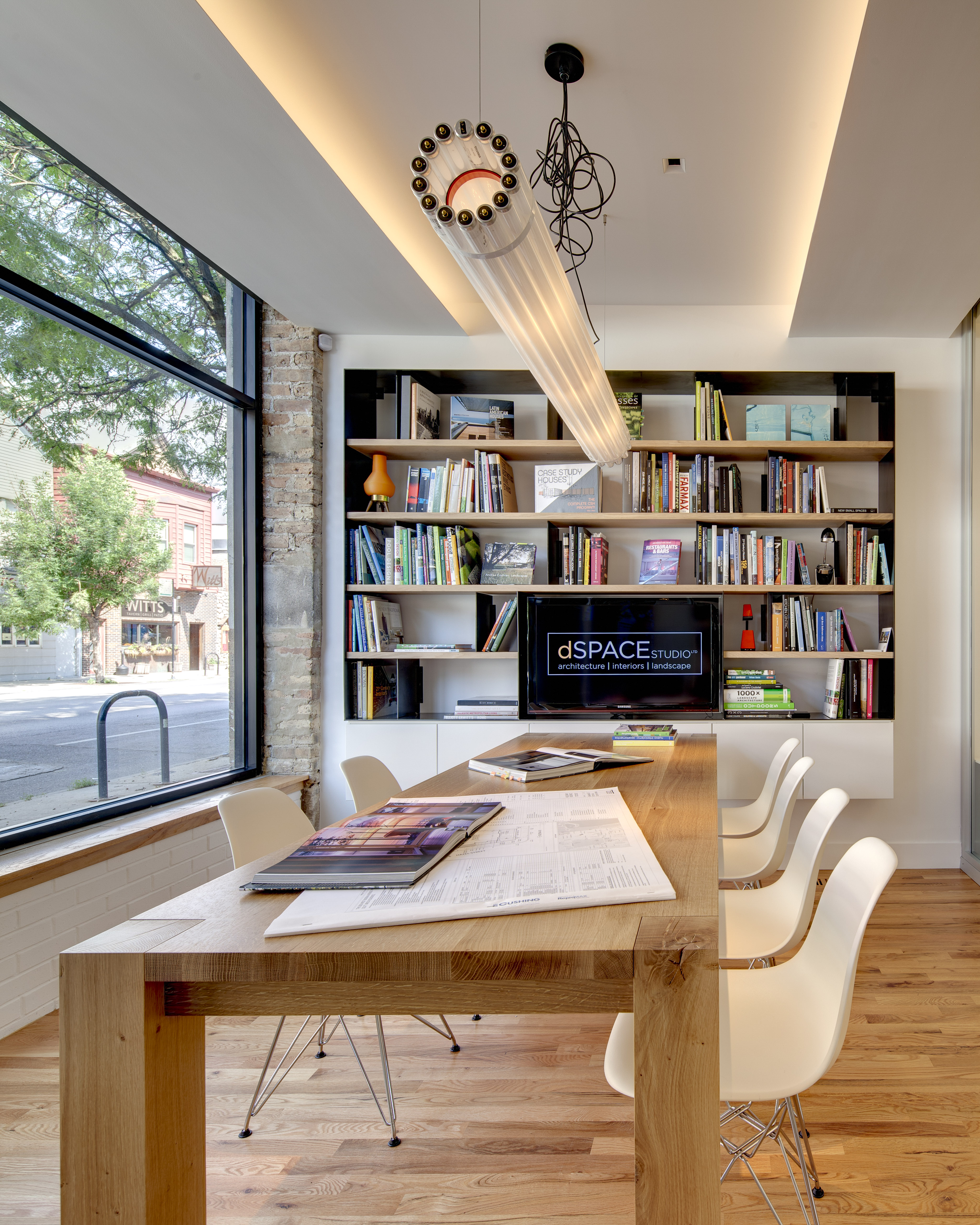 CONTEMPORARY OFFICE INTERIOR dSPACE Studio Archinect