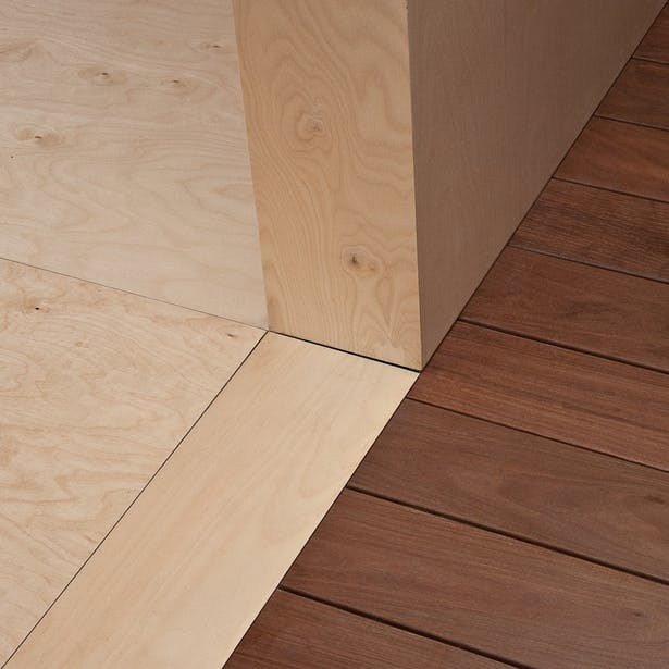 Flooring and Cladding Detail