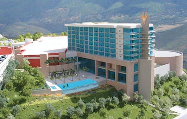 Valley View Casino Hotel Maria Ruiz Ostmeyer Archinect