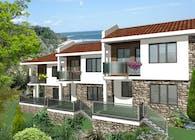 Private houses of Tzarevo village