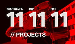 Archinect's Top 11 Projects for '11