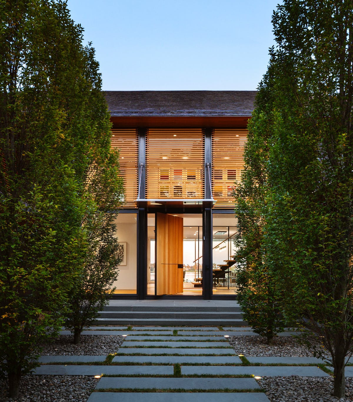 Harbor residence joeb moore partners archinect - Stonington residence by joeb moore partners ...