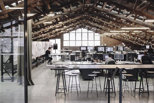 Interior Architecture - Faraday Street Studio, Auckland by Fearon Hay Architects.