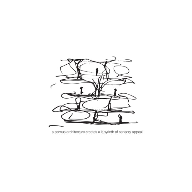 Porous Sketch