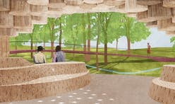 Francis Kéré will design a canopied log pavilion for the Tippet Rise Art Center in Montana