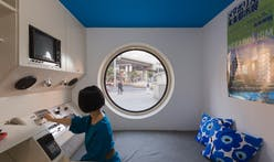 Architectural history in tiny Tokyo capsules