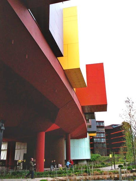 Exposed! Quai Branly Museum slated from the beginning to be a resort casino! http://t.co/u05DKQjo