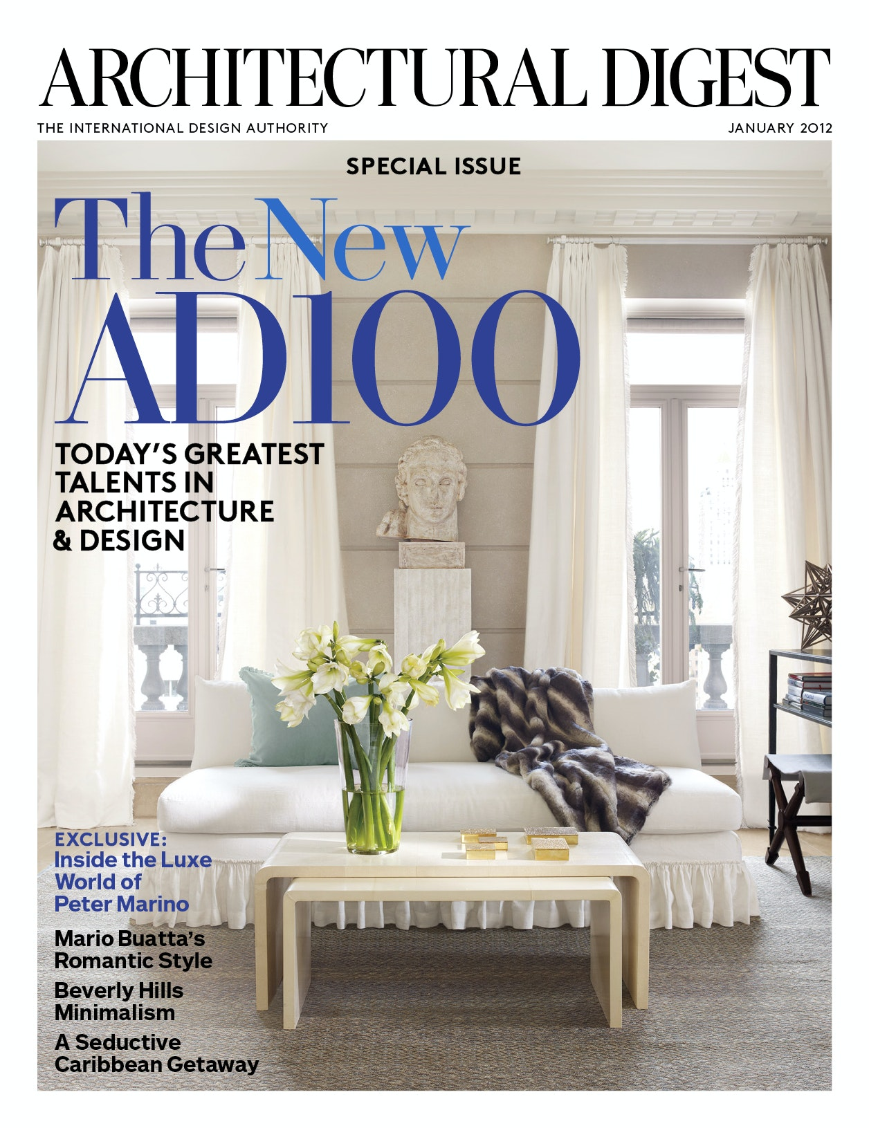 Lovely Architectural Digest