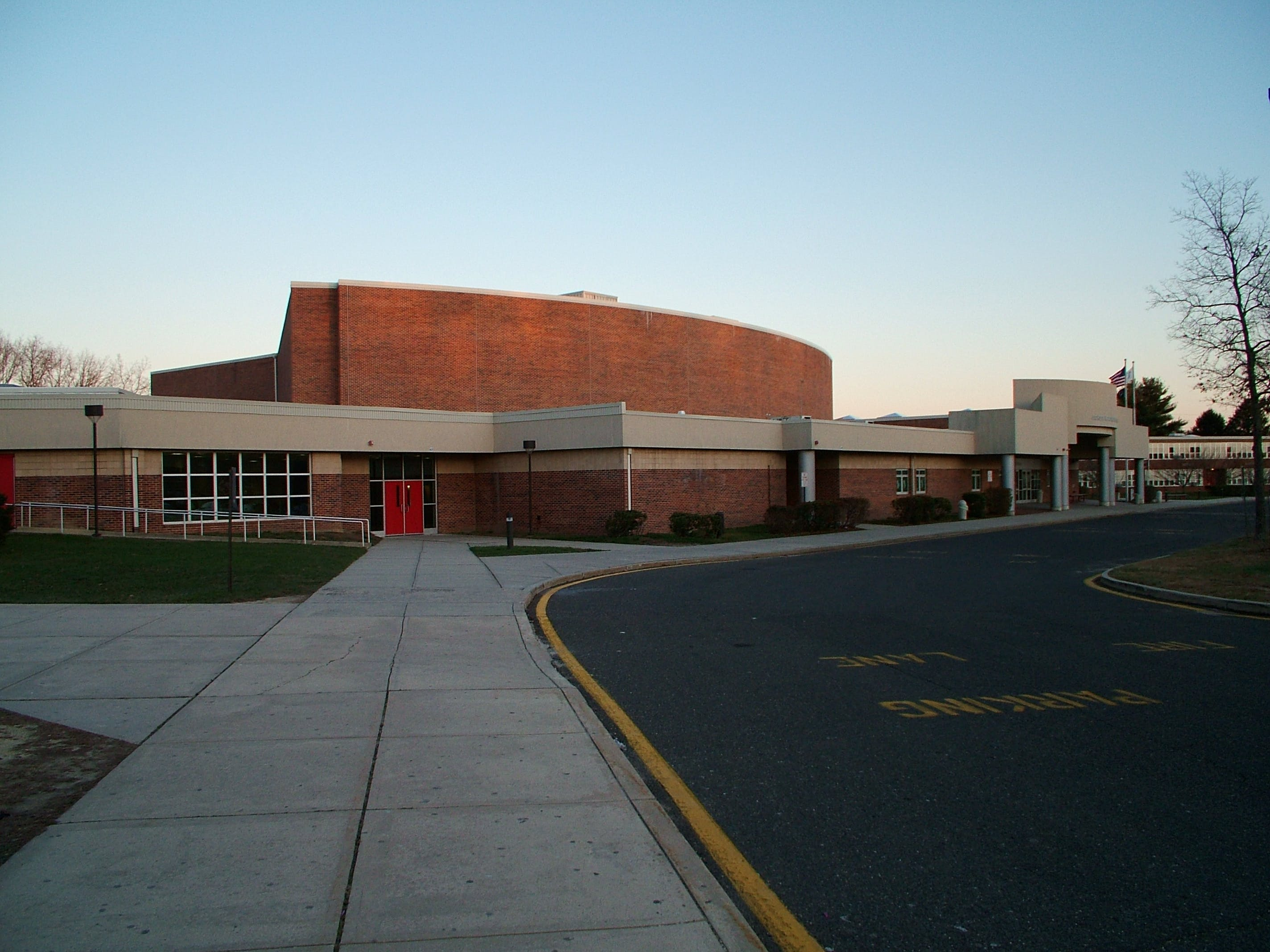 jackson memorial high school auditorium addition