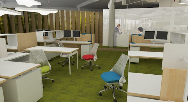 Work Pods & Personal Workstations