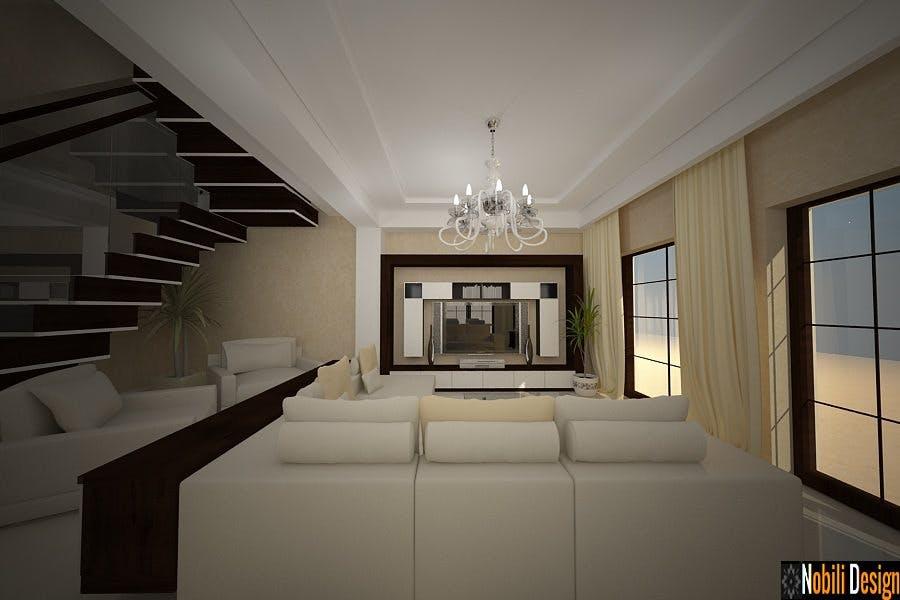 Design interior casa galati amenajari interioare case for Interioare case moderne