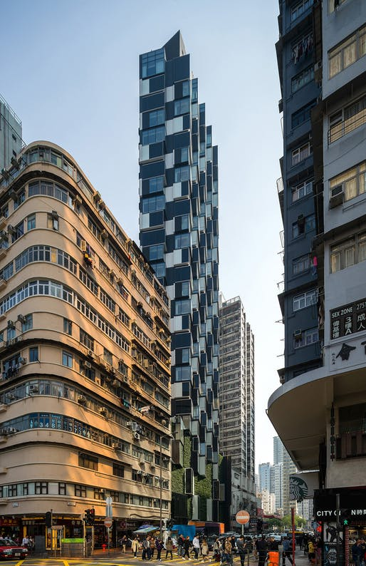 Best Tall Building Project: Aedas, The Beacon, Hong Kong​