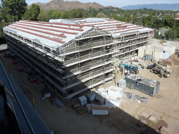 Science and Nursing Buildings
