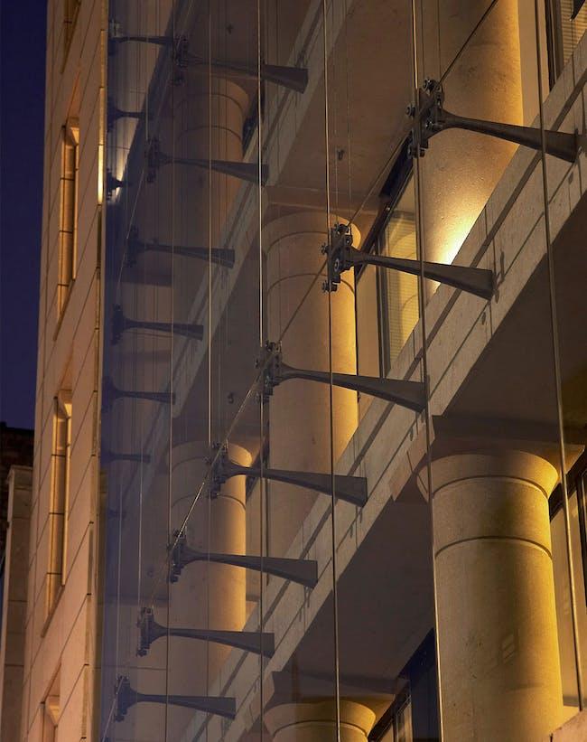 GAN Insurances Company Offices in Paris, France by Ricardo Bofill Taller de Arquitectura