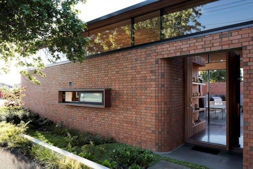 Courtyard House, Guy Tarrant Architects. Photo: Patrick Reynolds.