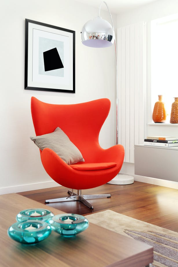LLI Design - Butterton - Living Room Detail