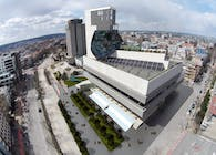 Varna Library Architectural Competition